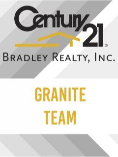 Granite Team of CENTURY 21 Bradley Realty, Inc.