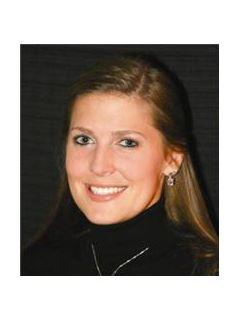 Megan Britton of CENTURY 21 Scheetz