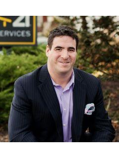 Aaron Piscioneri of CENTURY 21 Realty Services