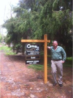 Brian Cook of CENTURY 21 Command Realty