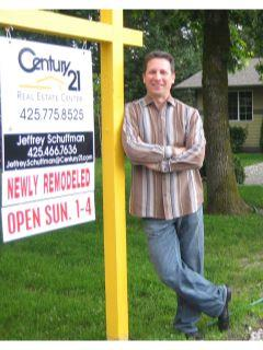 Jeffrey Schuffman of CENTURY 21 Real Estate Center