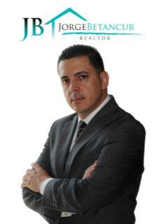 Jorge Betancur of CENTURY 21 Mario Real Estate