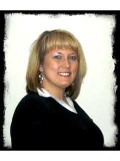 Angie Porter of CENTURY 21 Hometown Realtors
