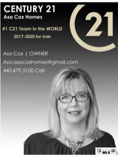 Asa Cox of Asa Cox Homes Team Photo