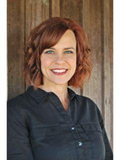 April Cooperrider of The Frye Team from CENTURY 21 Frank Frye Real Estate