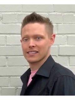 Blake Jones of The Matt Hurst Team Photo