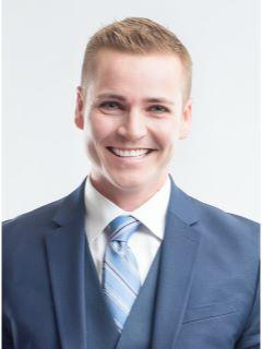 Austin Cales of View Utah Listings Team Photo