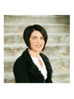 Heidi Castain of Castain Team Photo