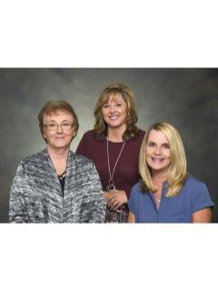 Rosemary Dutter of Helms & Rose Team Photo