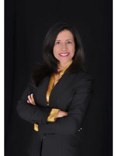 Dania Perry from CENTURY 21 Jim White & Associates