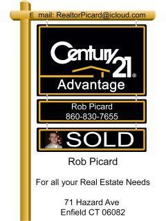 Robert Picard from CENTURY 21 AllPoints Realty