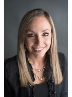 Lindsey Richards of CENTURY 21 First Choice Realty