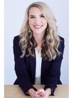Lauren Favre of CENTURY 21 J. Carter & Company