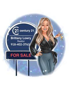 Brittany Lowry of CENTURY 21 First Choice Realty