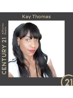 Kay Thomas of CENTURY 21 AllPoints Realty