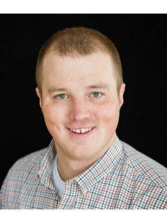 Logan Hyrkas of CENTURY 21 North Country Agency