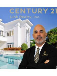 Rob Santos of CENTURY 21 Link Realty, Inc.