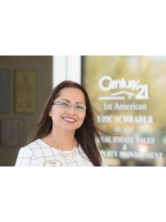 Elisa Medina of CENTURY 21 1st American