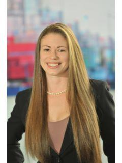 Brittany Holland of CENTURY 21 Triangle Group