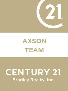 Axson Team of CENTURY 21 Bradley Realty, Inc.