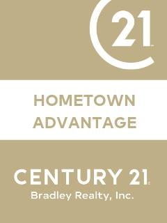 Hometown Advantage of CENTURY 21 Bradley Realty, Inc.