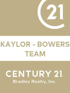 Kaylor/Bowers Team of CENTURY 21 Bradley Realty, Inc.
