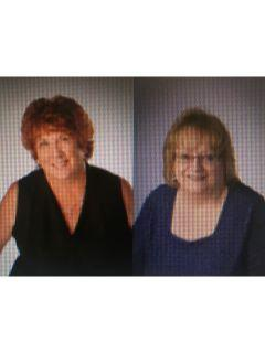 Joanne Krzywulak & Mary Crawford of CENTURY 21 Ramagli Real Estate
