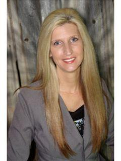 Cindy Cosby of CENTURY 21 Jeffries Lydon