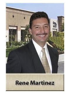 Rene Martinez jr of CENTURY 21 C. Watson