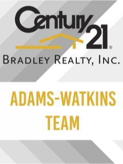 Adams/Watkins Team of CENTURY 21 Bradley Realty, Inc.