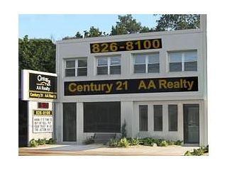 CENTURY 21 AA Realty