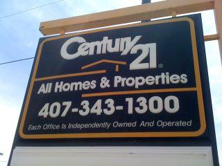 CENTURY 21 All Homes & Properties