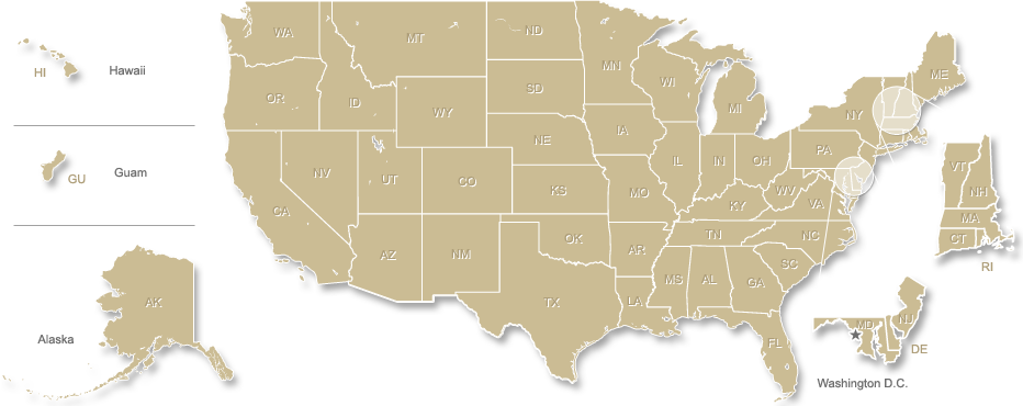 National Property Map