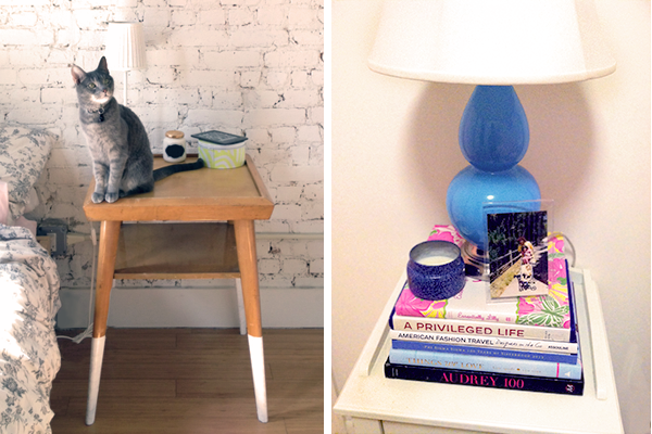 Home decor 101 how to style a nightstand century 21 for Home decor 101