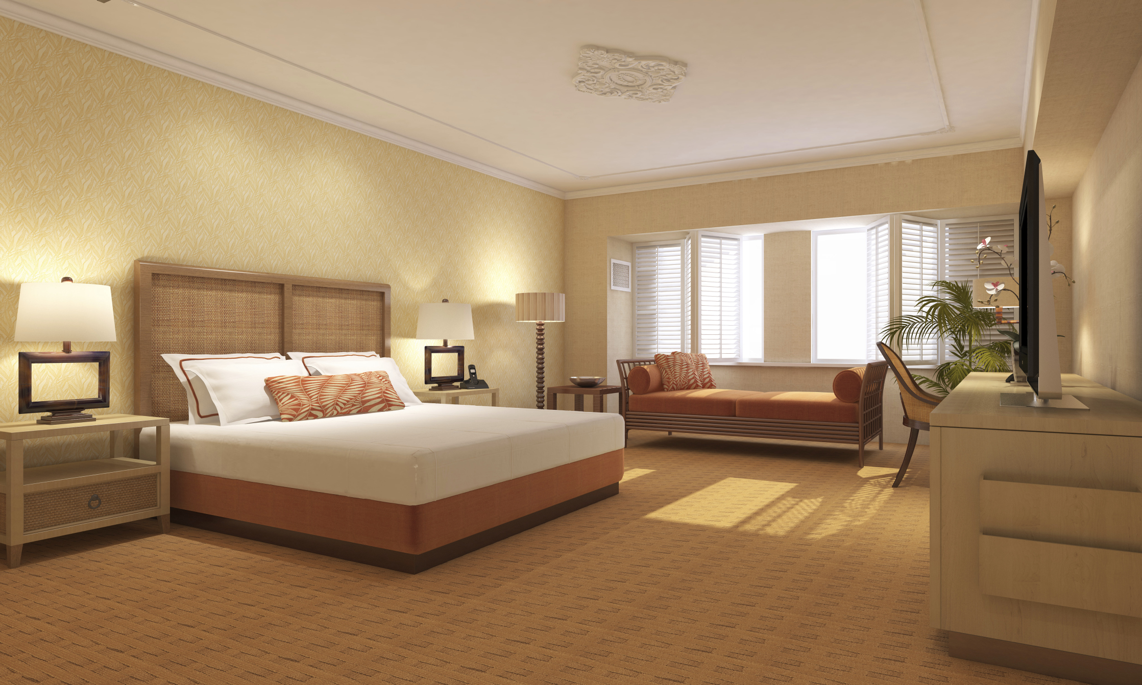Serene Spaces: 5 Tips for Creating a Calm Bedroom
