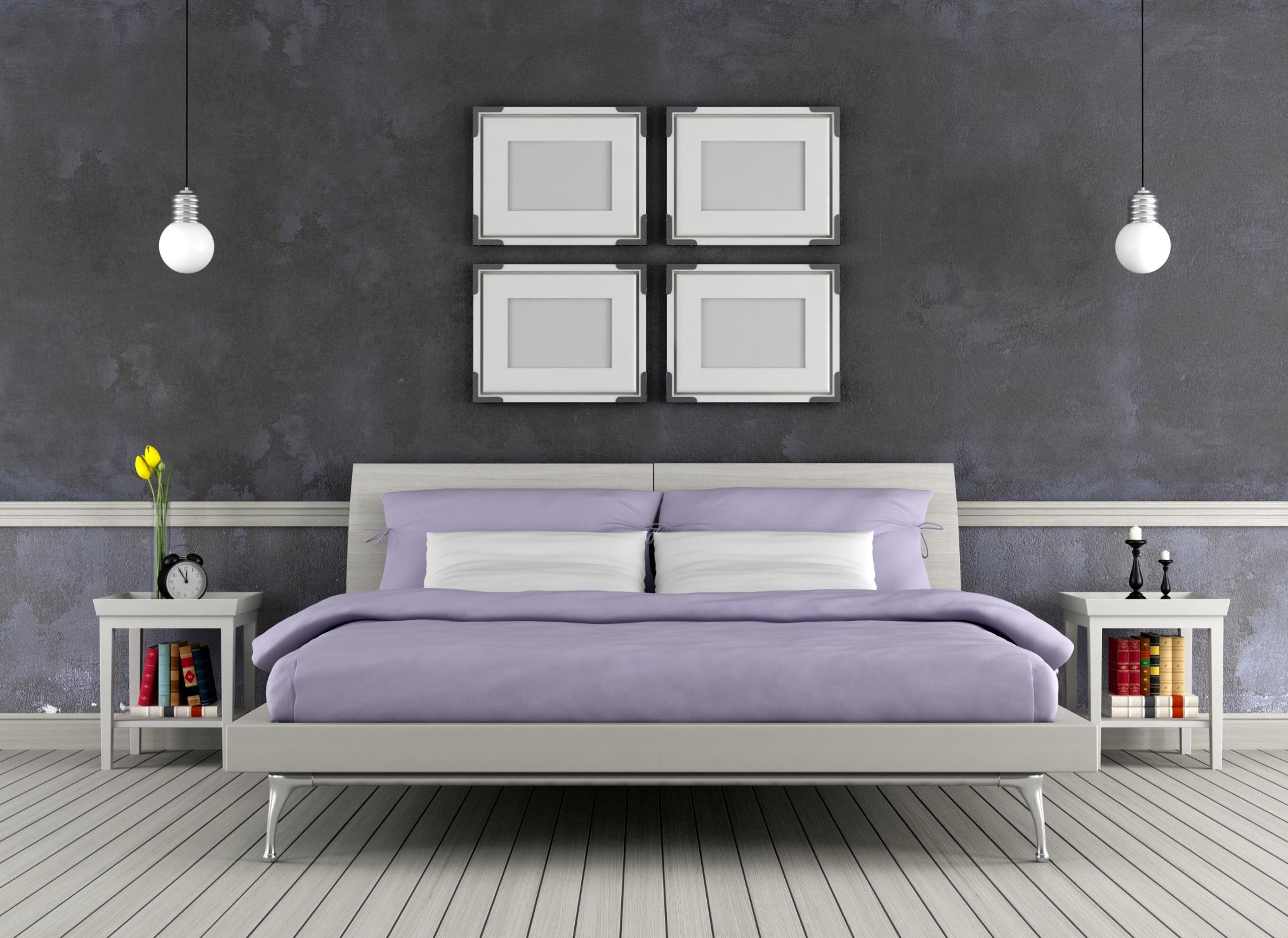 10 Secrets for Making Your Bedroom Feel Larger
