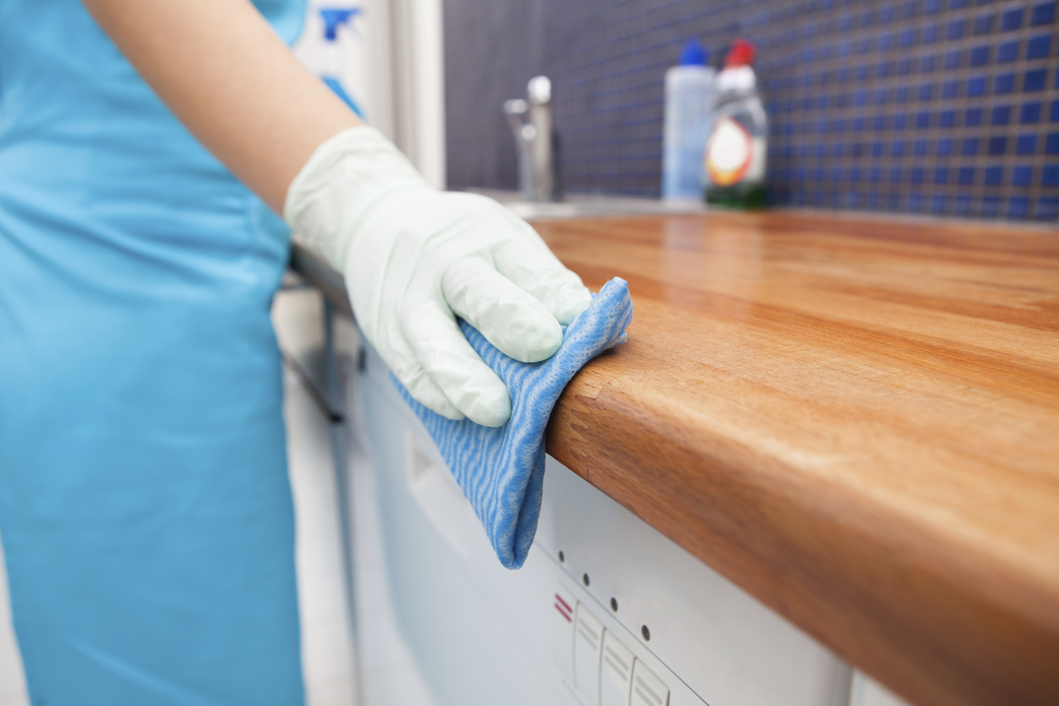 Spring Cleaning Checklist: Bathroom Bacteria Busters