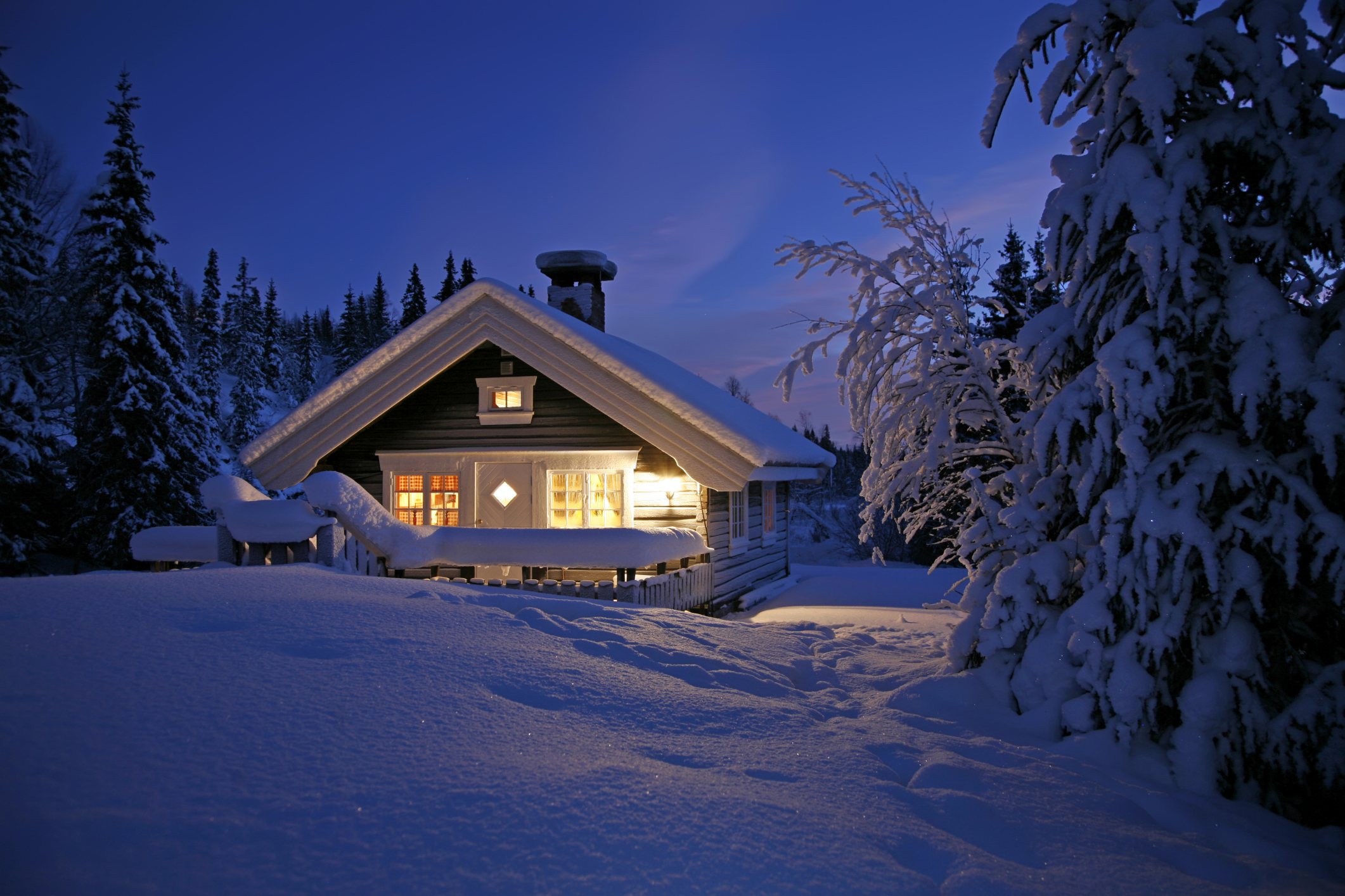 Snow Safety for the Home