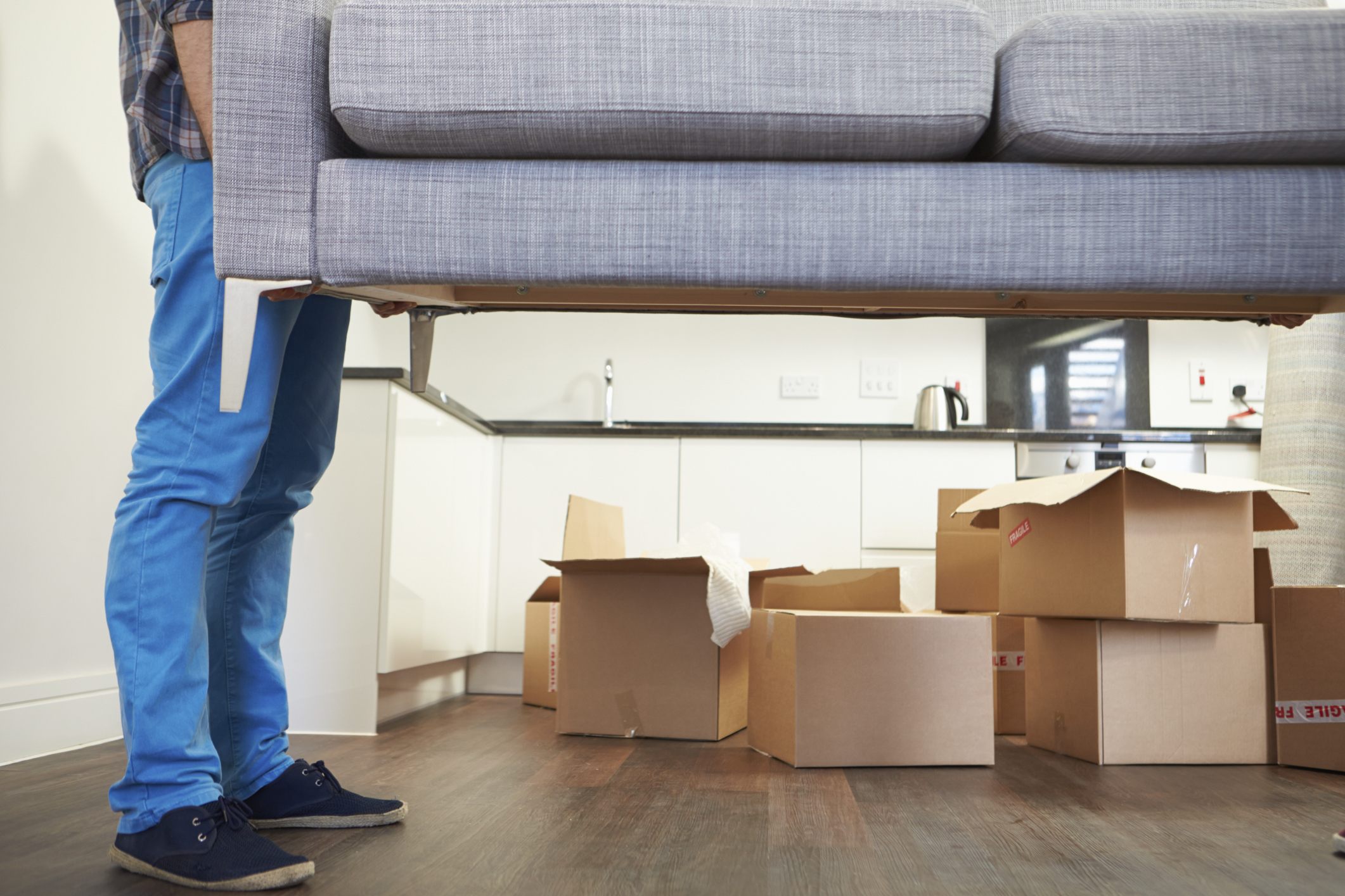 On the Road Again: The Ultimate Moving Checklist