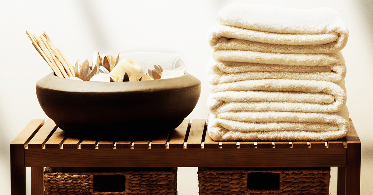 How to Turn Your Bathroom into a Spa-Inspired Escape