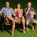 How to Set Up an Outdoor Movie Theater at Home