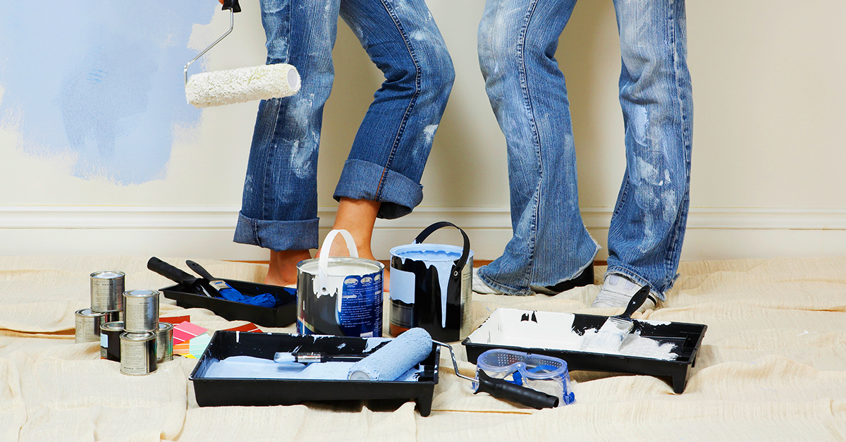6 Home Improvement Projects to Tackle While Your Kids Are At Camp