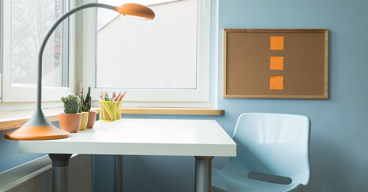 Back to School: Home Office Essentials
