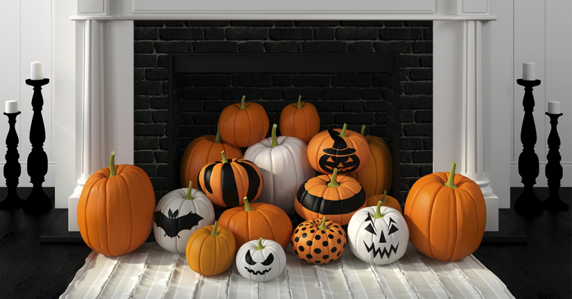 By century 21 october 25 2015 at 9 00 am edt october 23 for Ways to decorate your house for halloween
