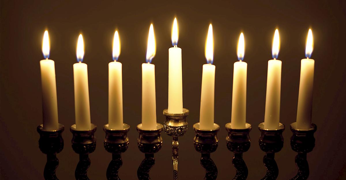 8 Fire Safety Tips 8 Nights of Hanukkah