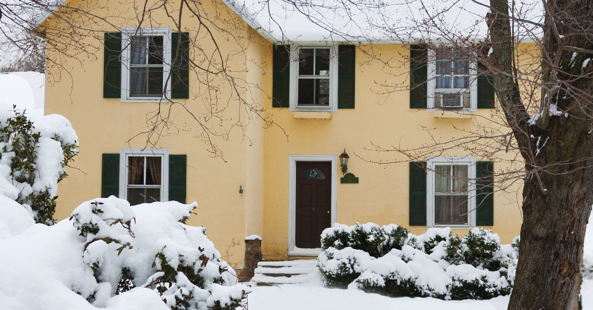 How to Up Your Winter Curb Appeal