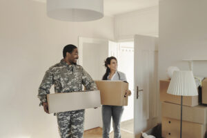 "The Key to Pandemic Homebuying? ""An Agent that gives 121%"" Say Military Families"