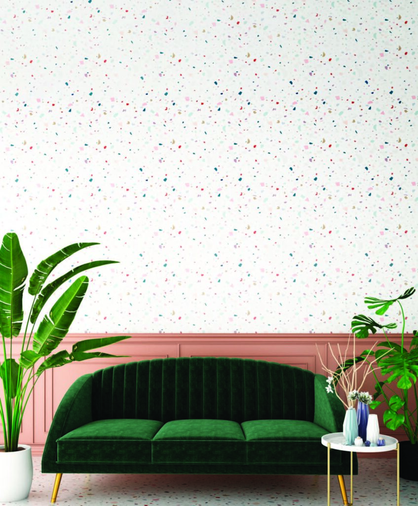 Terrazzo flooring has stood the test of time, enduring for centuries as a durable and versatile surface. image 1