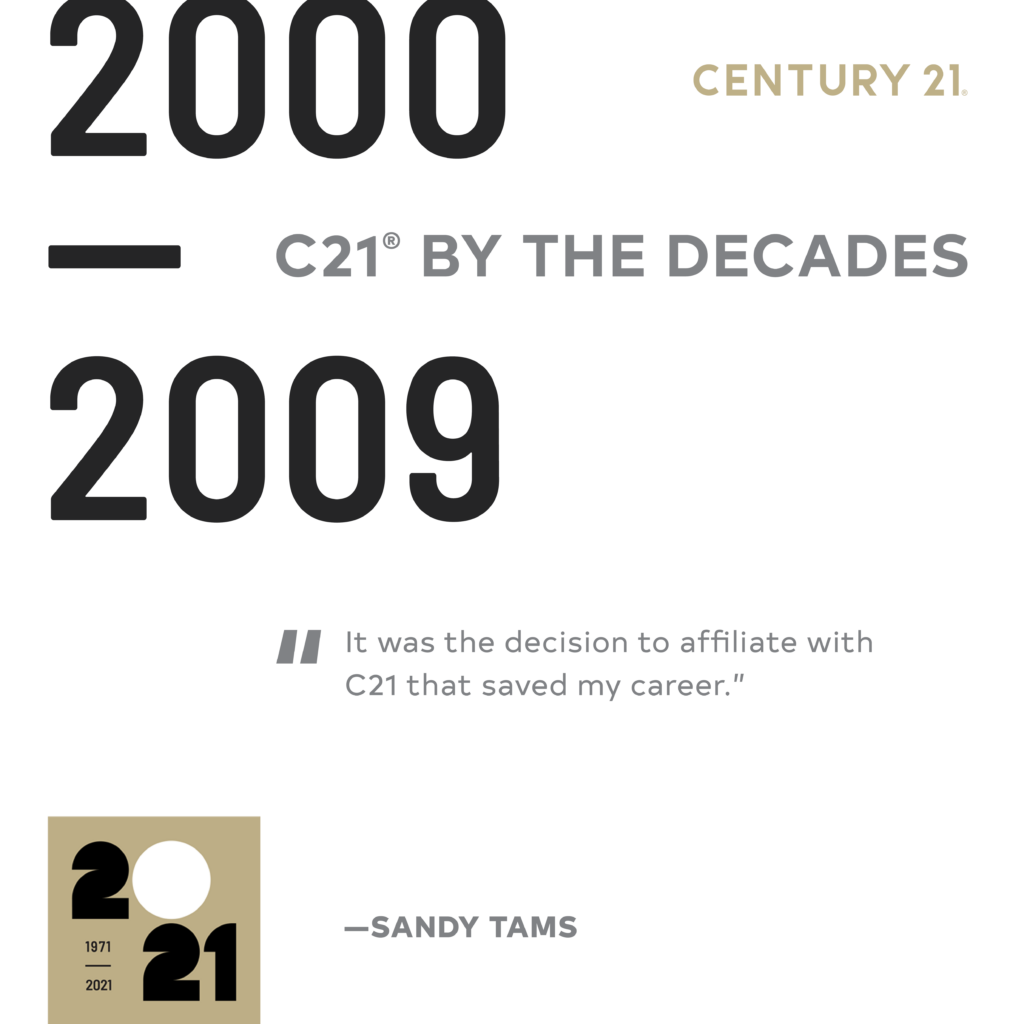 Sandy Tams 2000's- The Decision that Saved My Career image 2