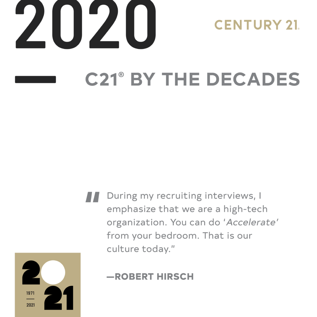 Robert Hirsch 2020's- It's a trusted name, and we're cutting edge. image 1
